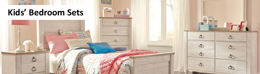 Kids Bedroom Furniture - CB Furniture - Buy Childrens Rooms ...