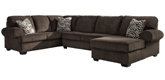 Oversized Sectionals